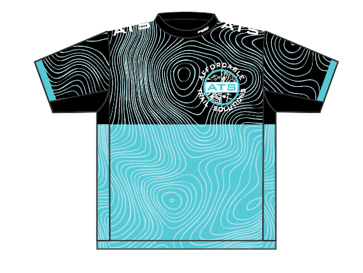 Affordable Trail Solutions 08-2019 Short Sleeve MTB JERSEY