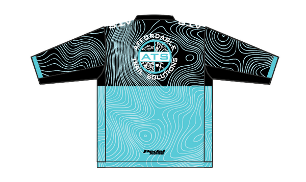 Affordable Trail Solutions 08-2019 3/4 Sleeve MTB JERSEY