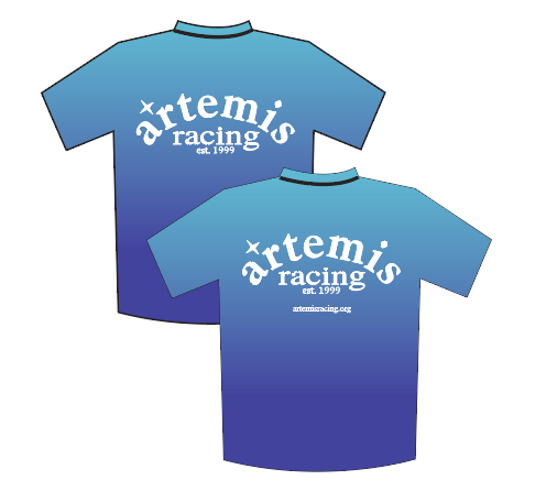 Artemis 09-2019 SUBLIMATED T-SHIRT (Tech T)