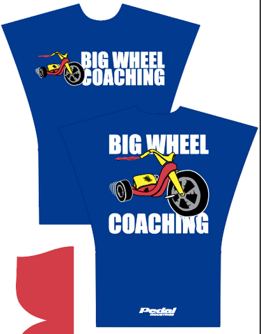 Big Wheel Coaching 09-2019 CHANGING PONCHO