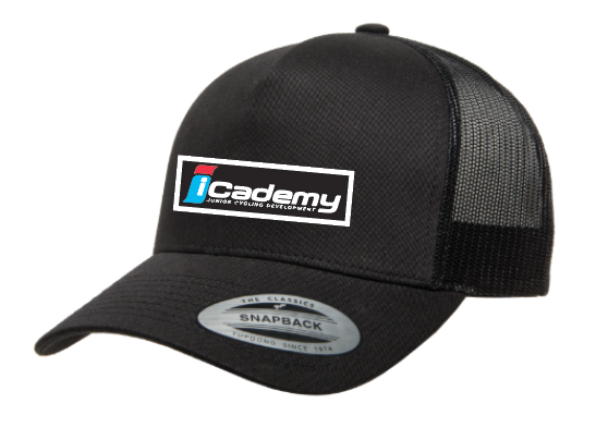 iCademy 08-2019 Trucker Curved Bill Adjustable Hat
