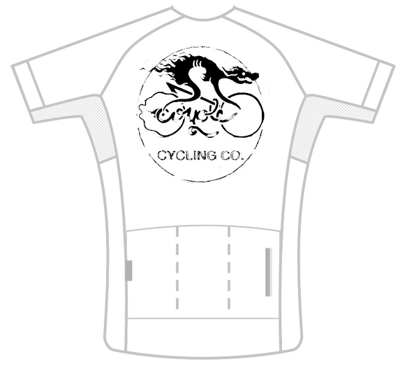 Coyote Cycling 09-2019 COLLARLESS SPEED JERSEY SHORT SLEEVE