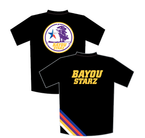 Bayou Stars 09-2019 SUBLIMATED T-SHIRT (Tech T)