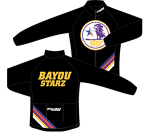 Bayou Stars 10-2019 CLASSIC JERSEY Long Sleeve - Fleece lined