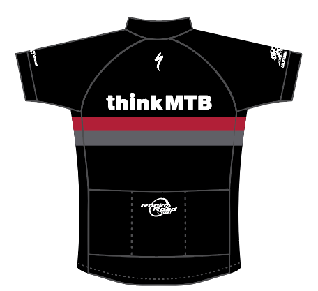 Think MTB 11-2019 SPEED JERSEY SHORT SLEEVE - Ladies