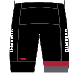 Think MTB 11-2019 PRO SHORT (NO STRAPS)