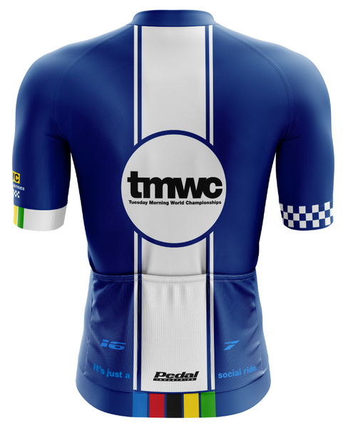 TMWC 2020 SPEED JERSEY HALF SLEEVE