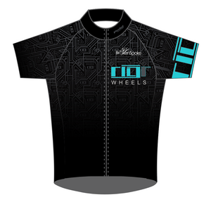 RIGR TEAL SPEED JERSEY SHORT SLEEVE