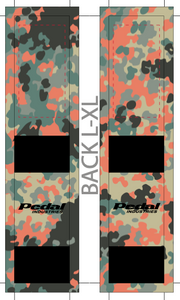 Military Camo SUBLIMATED SOCK