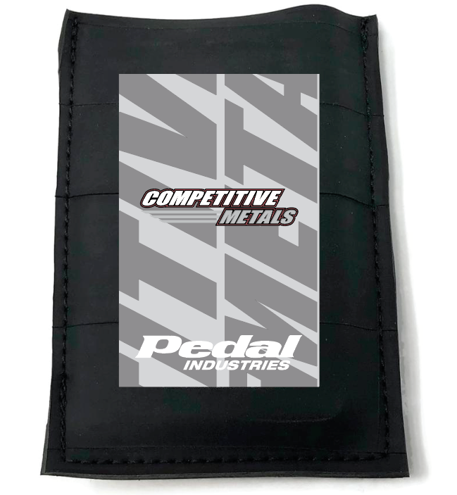 Competitive Metals RaceDay Wallet