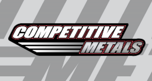 Competitive Metals RACEDAY BAG