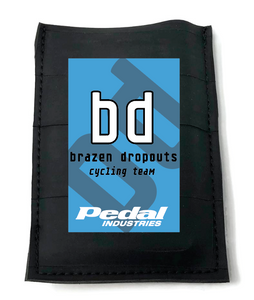 Brazen Dropouts RaceDay Wallet