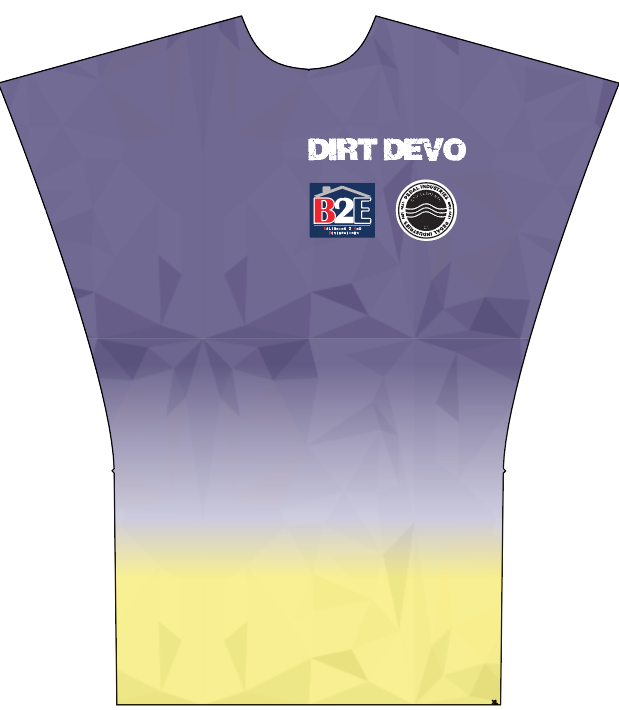 Dirt Devo CHANGING PONCHO