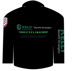 Kelly Benefits HOODIE BLACK
