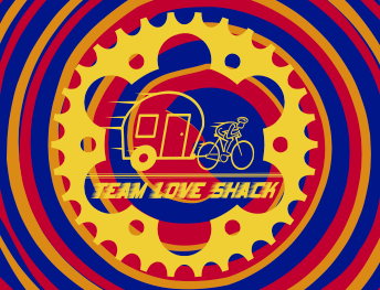 Team Love Shack RACEDAY BAG