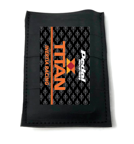 Titan Inertia racing RaceDay Wallet