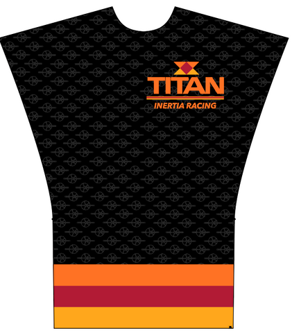 Titan Inertia Racing CHANGING PONCHO