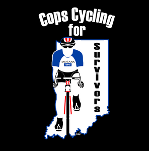 Cops Cycling 4 Survivors  RACEDAY BAG™