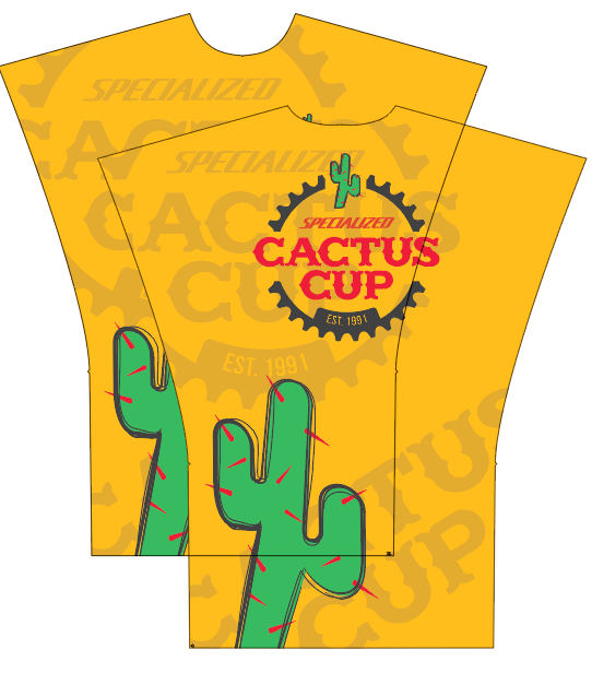 Cactus Cup CHANGING PONCHO