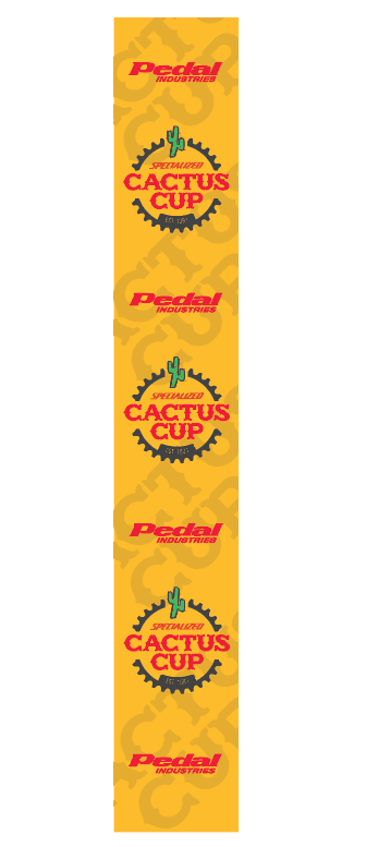 Cactus Cup MINI RaceDay Bag