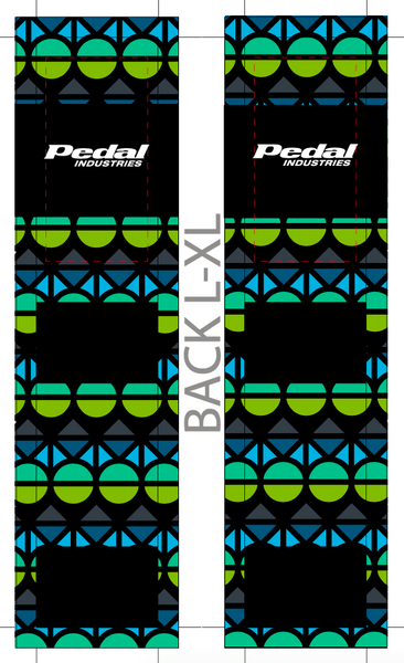 Dusty Betty SUBLIMATED SOCK