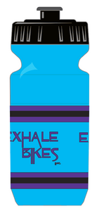 Exhale Bikes WATER BOTTLES