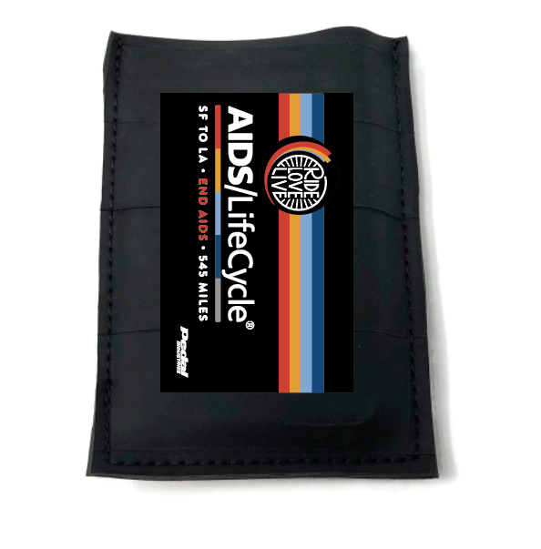 Aids Lifecycle RaceDay Wallet