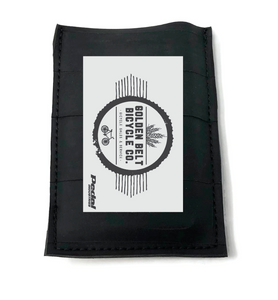 Golden Belt Bicycle Co. RaceDay Wallet