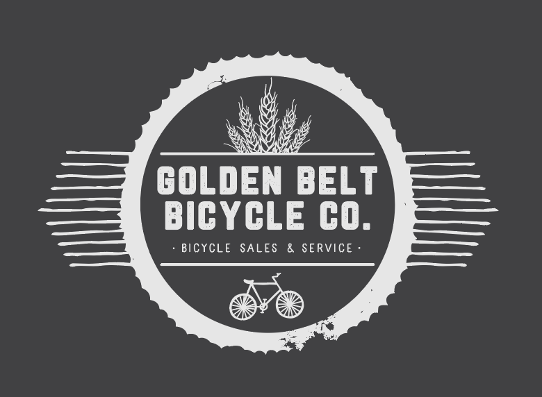 Golden Belt Bicycle Co.  RACEDAY BAG™