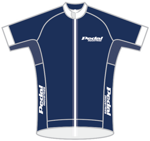 Simple Navy MASTER SPEED JERSEY MENS AND WOMENS