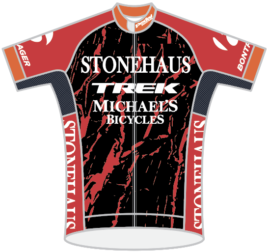 Stonehaus '19 JERSEY HALF SLEEVE - Ships in about 4 weeks