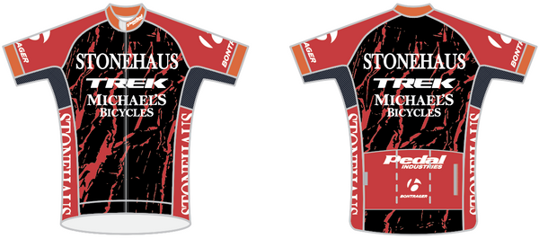 Stonehaus '19 SPEED JERSEY SHORT SLEEVE - Ships in about 4 weeks
