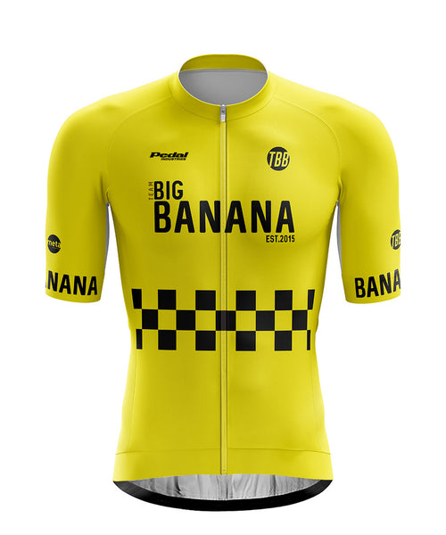 Team Big Banana SPEED JERSEY HALF SLEEVE
