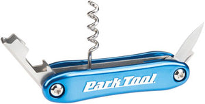 BikeShop - Park Tool BO-4 Corkscrew and Bottle Opener Fold-Up Tool