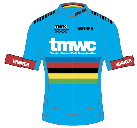 WINNER'S 2018 TMWC SPEED JERSEY