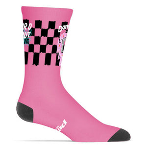 Tour De Donut 08-2019 SUBLIMATED SOCK
