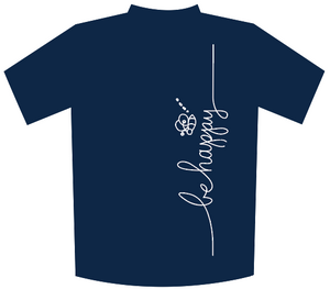 Team Lindsey Navy SUBLIMATED RACE T-SHIRT