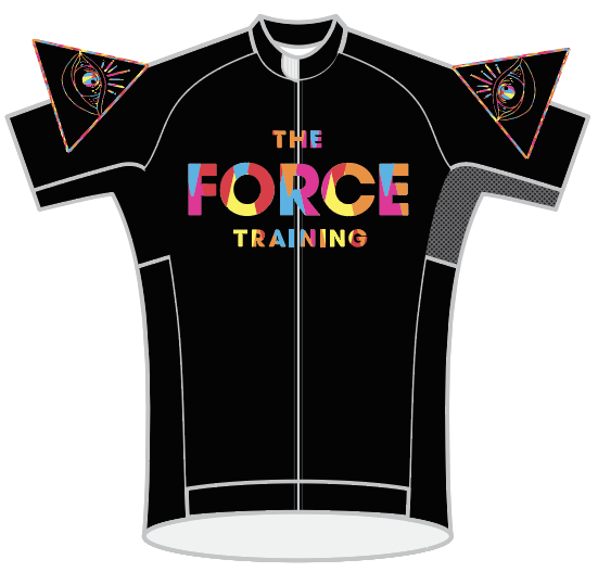 The Force Training 10-2019 SPEED JERSEY HALF SLEEVE