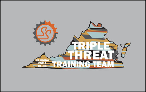 Triple Threat Training 06-2019 RACEDAY BAG