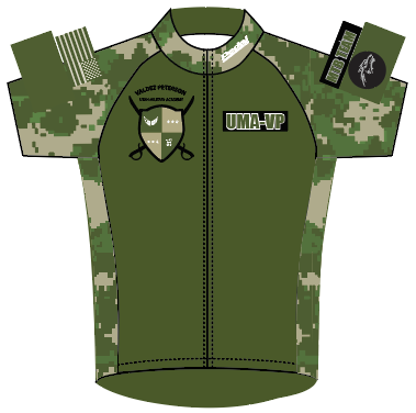 Utah Military Academy RACE JERSEY