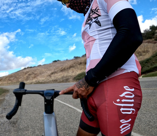 LAVANDER Keep Pushing Jose Of Incubus SPEED JERSEY SHORT SLEEVE