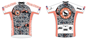 Cycling Strong Speed Jersey - PRE ORDER