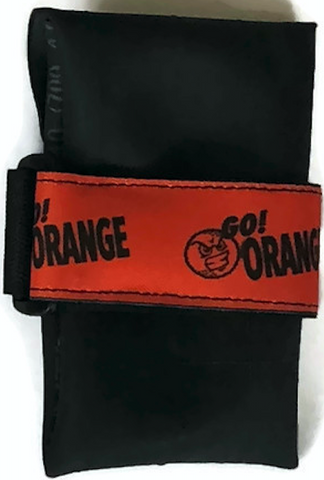 Big Orange MINI RaceDay Bag - ships in about 3 weeks