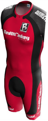 RED MONKEY '18 TRI SKIN SUIT