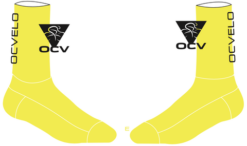 OC VELO SOCK - SUBLIMATED