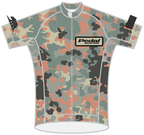 Military Camo CLASSIC JERSEY
