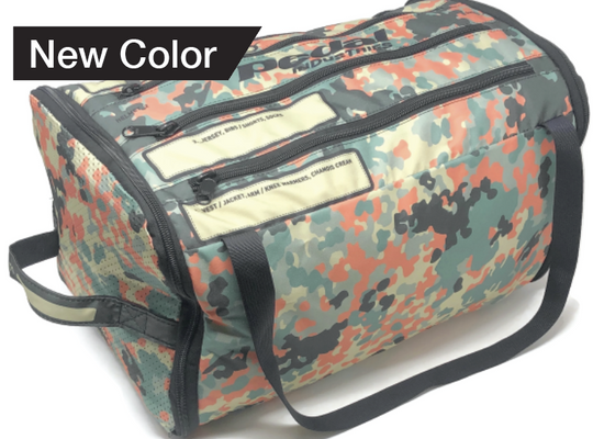 Military Camo RACEDAY BAG