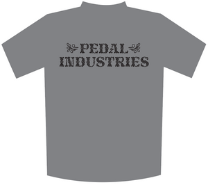 PEDALindsutries Day of the Dead T-SHIRT