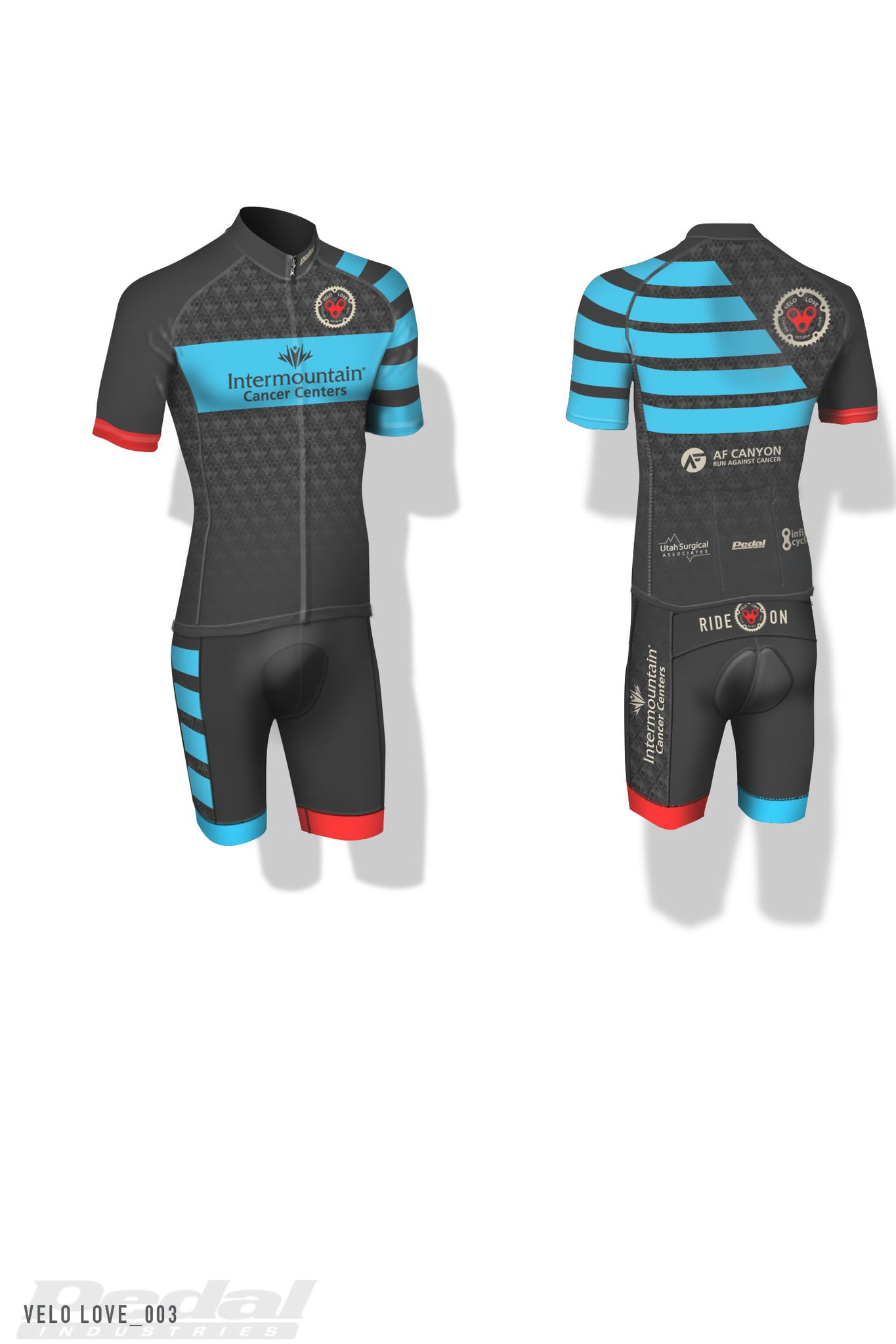 VeloLove Speed Jersey Women - PRE ORDER