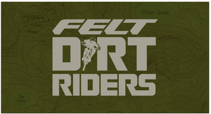 Felt Dirt Riders RaceDay Bag